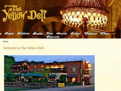 The Yellow Deli