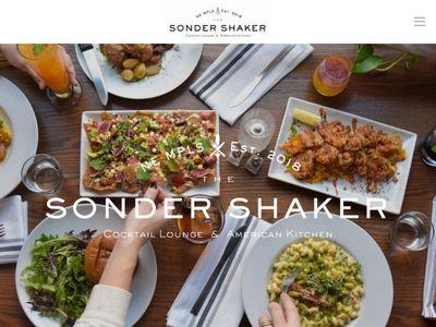 Sonder Shaker
