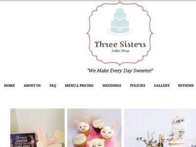 Three Sisters Cake Shop