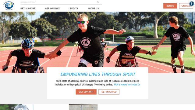 Challenged Athletes, Inc.