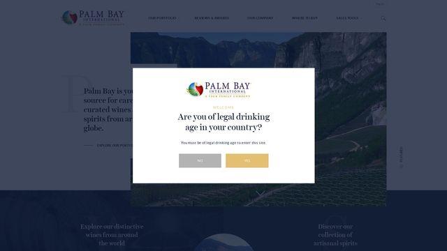 Palm Bay International, Inc.
