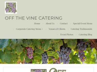 Off the Vine Catering Company