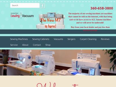 Smokey Point Sewing and Vacuum