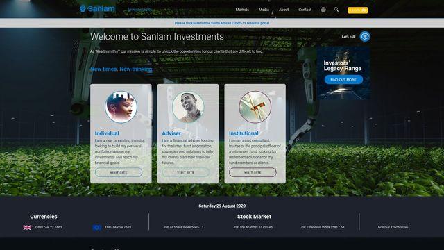 Sanlam Investment Management (Pty) Ltd