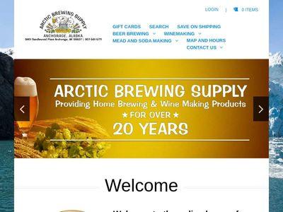 Arctic Brewing Supply, Inc.