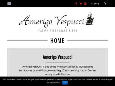 Amerigo Vespucci Ltd