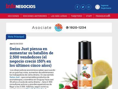 Infonegocios Uruguay SA