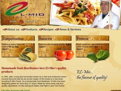El-Mio Foods Inc.