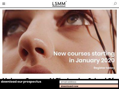 London School Of Media Makeup