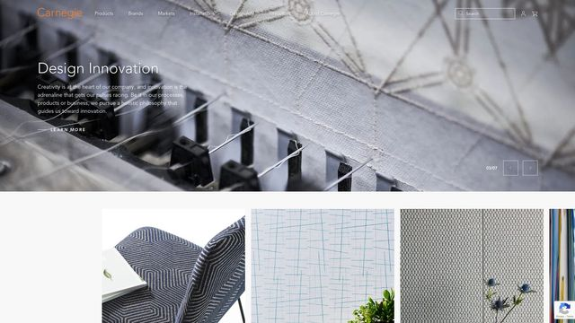 Carnegie Fabrics, LLC.