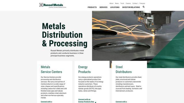 Russel Metals Inc.
