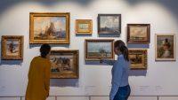 Koele wateren museum Gouda