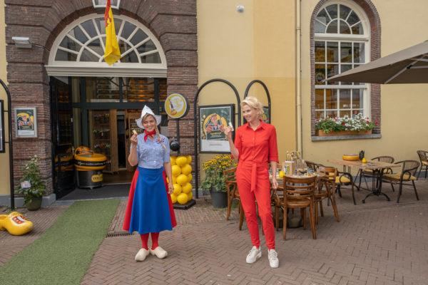 Cheese Award 2020 8848 Frau Antje En Anita Wizier Allebei Gek Op Kaas