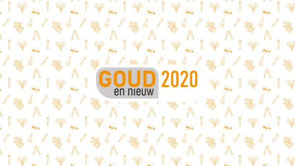 Goud En Nieuw met Patroon 2 01