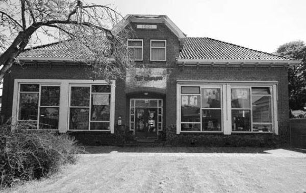 Bierumer School Front