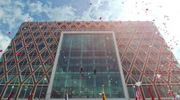 Huis Van De Stad Opening