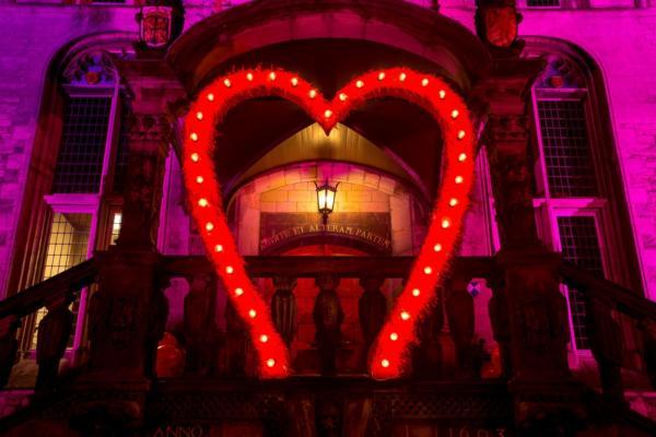 Valentijn Entree Stadhuis