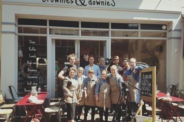 Brownies En Downies Gouda Medewerkers