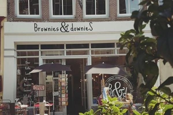 Brownies En Downies Gouda