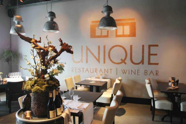 Restaurant Unique Ton De Zeeuw