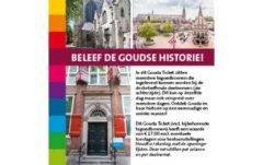 Gouda Ticket Beleef De Goudse Historie 540X340