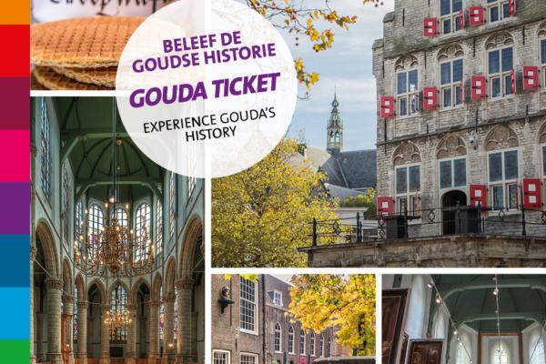 Gouda Ticket Beleef De Goudse Historie 2019