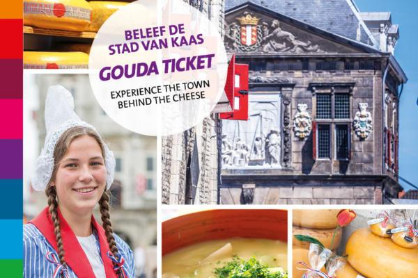 Gouda Ticket Beleef De Stad Van Kaas 2019