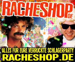 Racheshop - Europas witzigster Online-Shop!