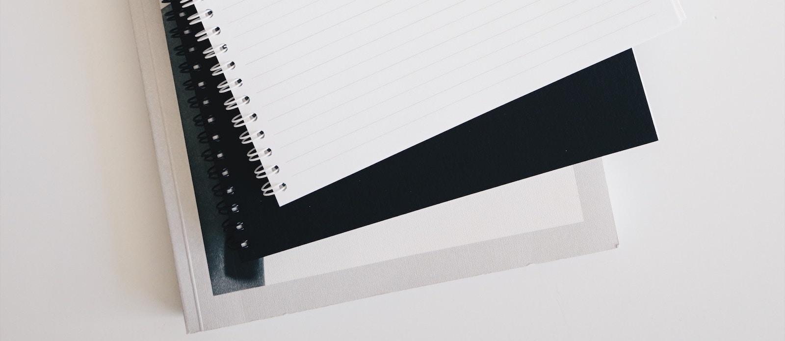 Mappen & Notizbücher