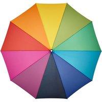 Midsize-Stockschirm ALU light10 Colori