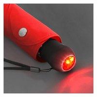 Mini-Taschenschirm Safebrella® LED-Lampe