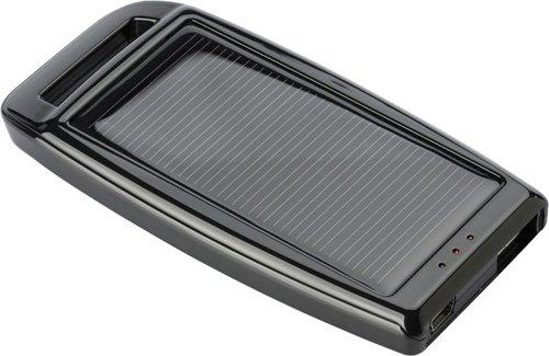 Ansicht 3 von Solar-Aufladegerät 'Booster' aus Kunststoff