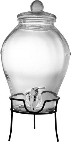 Getränkespender 'XXL' aus Glas