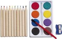 Kindermal-Set 'Creative', 3-tlg.