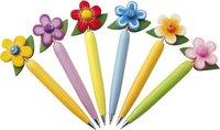 Kugelschreiber-Set 'Flower'