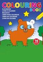 Kinder Malbuch 'Emma' aus Papier