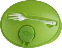 Salatbox 'Dinner' aus Kunststoff