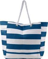 Strandtasche 'Ludo' aus Baumwolle/Polyester