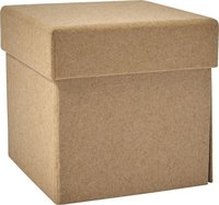 Notiz-Würfel 'Dice' aus recycelter Pappe