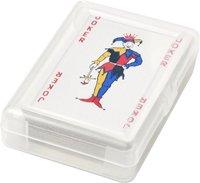 Kartenspiel 'Ace' in transparenter PET Box