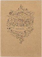 Malbuch 'Floral' für Erwachsene