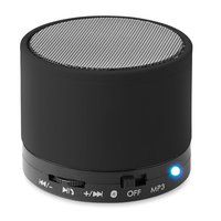 ROUND BASS Bluetooth Lautsprecher, rund