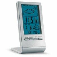 SKY Wetterstation mit blauem LCD