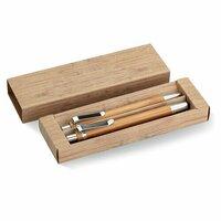 BAMBOOSET Schreibset aus Bambus