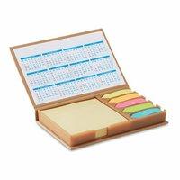 MEMOCALENDAR Notizzettelhalter mit Kalender
