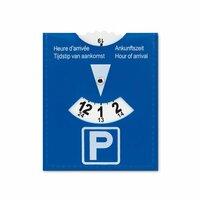 PARKCARD PVC Parkscheibe