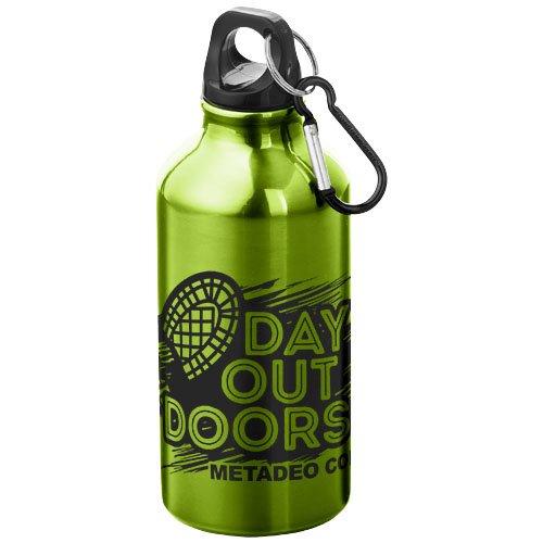 Ansicht 3 von Oregon 400 ml Trinkflasche mit Karabiner