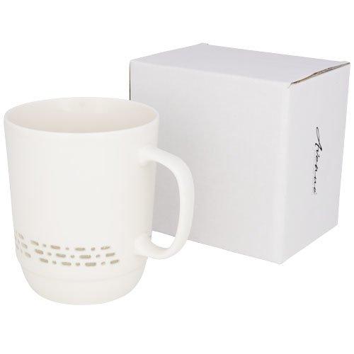 Glimpse 470 ml durchsichtige Keramiktasse