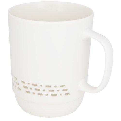 Ansicht 4 von Glimpse 470 ml durchsichtige Keramiktasse