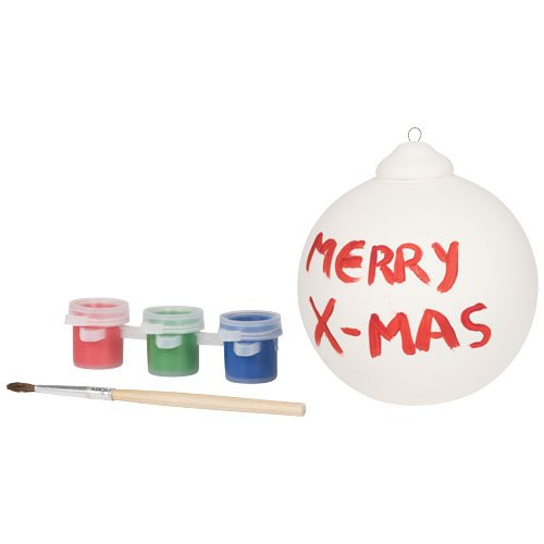 Malen Sie ein Ornament